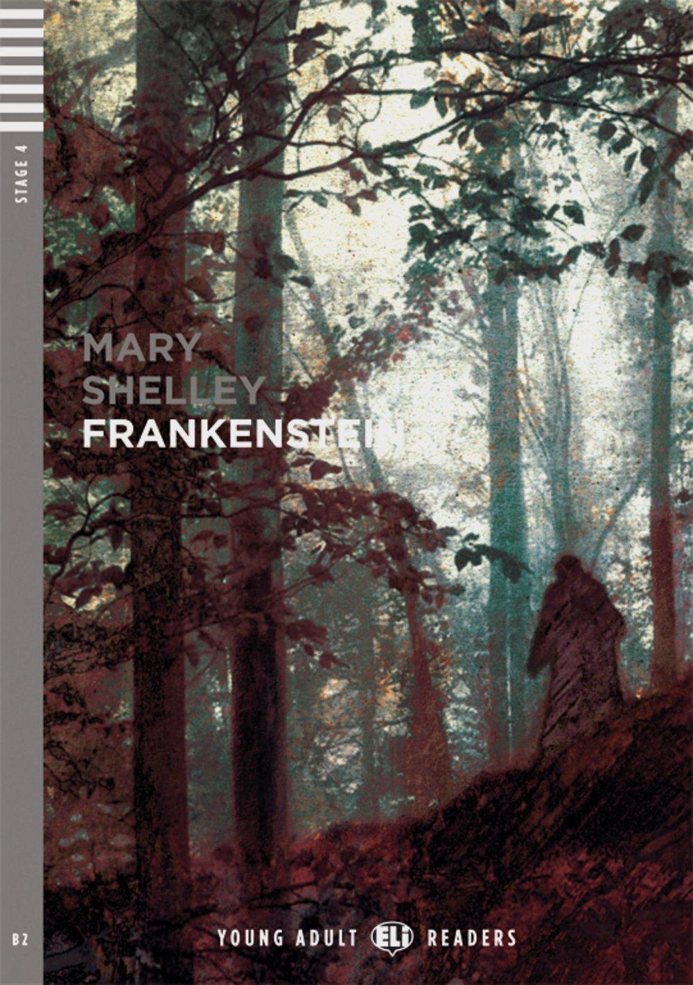 Frankenstein: Englische Lektüre für die Oberstufe. Buch + Audio-CD (Young Adult ELI Readers)