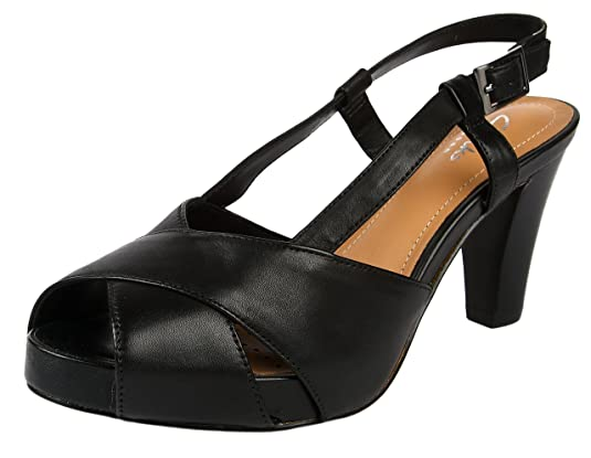 Clarks Women's Selena Jill Fashion Sandals Fashion Sandals at amazon