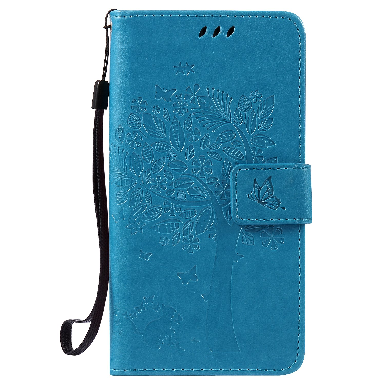 Amazon.com: Luckyandery LG X Power Cover Wallet,LG X Power ...