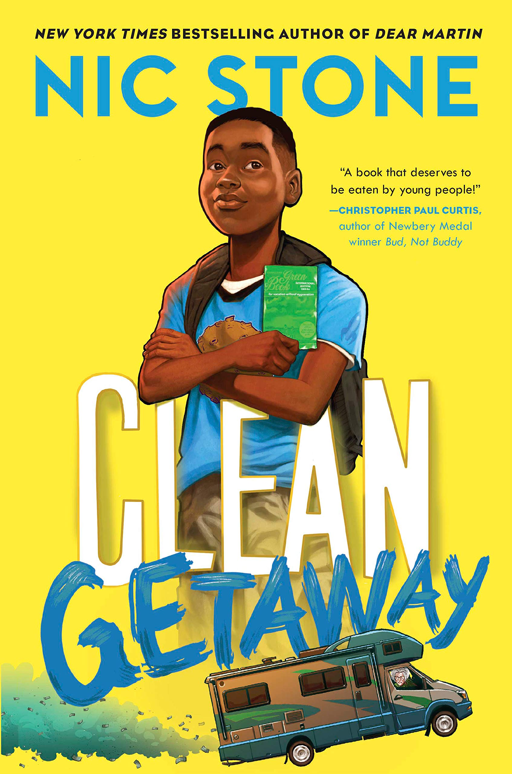 Clean Getaway: Stone, Nic: 9781984892973: Amazon.com: Books