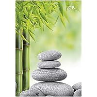 """Agenda giornaliera Style """"Zen"""" 2019, 352 pagine, 15x21 cm"""
