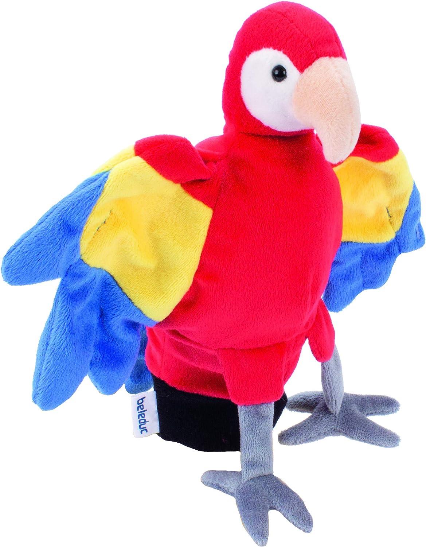 Beleduc 40131 - Marioneta de Mano, Multicolor