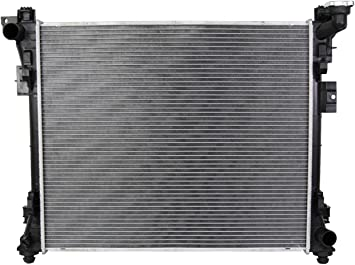 "Radiator For Dodge Grand Caravan 2008-2012  4.0 V6 1 1//4/"" Thick"