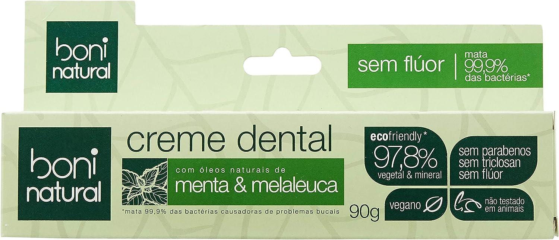 produtos de higiene veganos - creme dental vegano