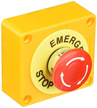 Red sign mushroom emergency stop push button switch station 1 no 1 red sign mushroom emergency stop push button switch station 1 no 1 nc asfbconference2016 Gallery