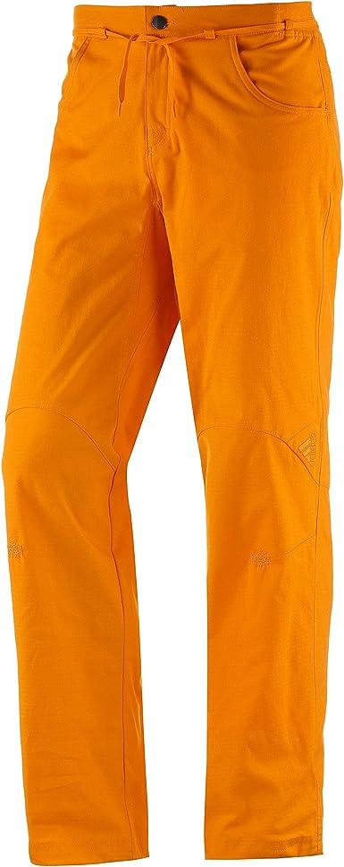 adidas Pantalón de Escalada Naranja Talla:48: Amazon.es: Ropa ...