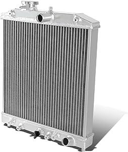 Replacement for Civic/Del Sol/Integra 3-Row 60mm Aluminum Racing Radiator