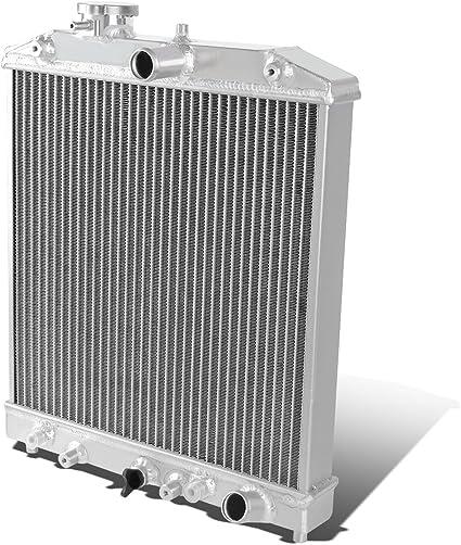 92-95 Honda Civic EG//Del Sol AT Aluminum Radiator D15 D16 OE Replacement//Upgrade