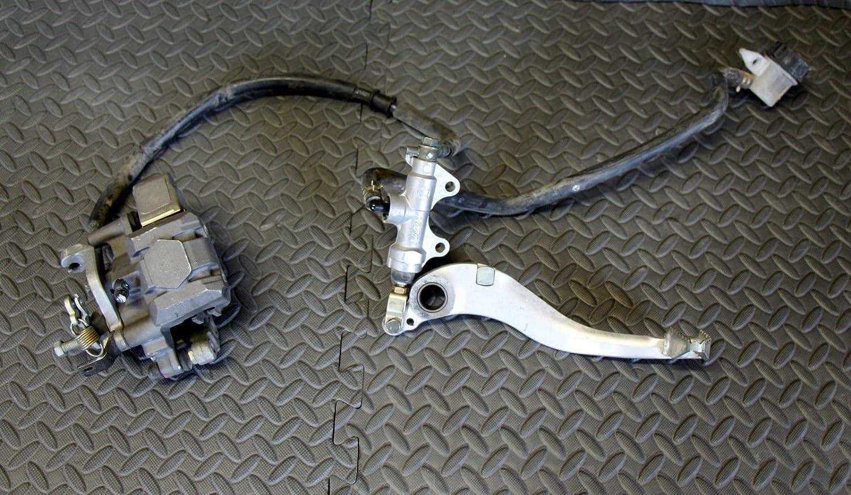 vitos performance 2006-2012 Yamaha YFZ450 YFZ 450 Rear Complete Brakes Caliper NO Need to Bleed