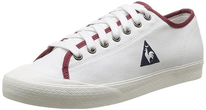 Estoril Cvs Bbr, Unisex-Erwachsene High-Top Sneaker, Weiß (White), 37 EU Le Coq Sportif