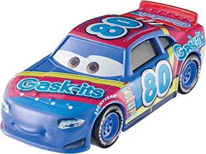 Amazon Com Disney Pixar Cars Rex Revler Toys Games