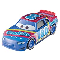 Cars Disney DVXV56 Voiture Miniature 3 Pixar - Rex Revler