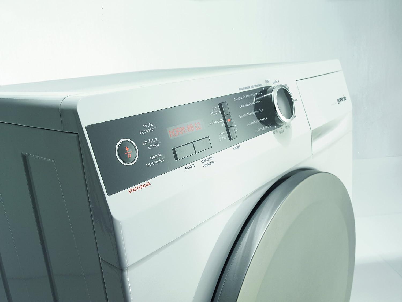 Gorenje Kühlschrank Filter Blinkt : Gorenje d n kondenstrockner a kwh kg lcd