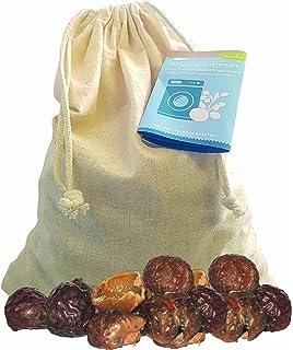 1 kg Soapnuts + algodón lavado bolsas, nueces de jabón, jabón ...