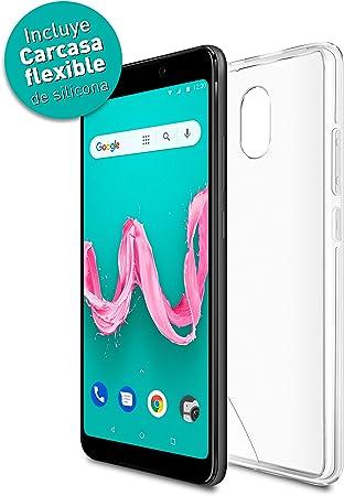 Wiko Lenny5 Smartphone De 5.7, Gris