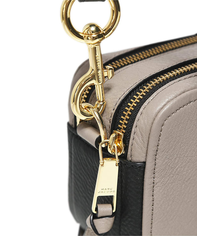 b7363e40e Marc Jacobs Women's The Softshot 21 Camera Bag One Size Cement Multi: Amazon .co.uk: Shoes & Bags