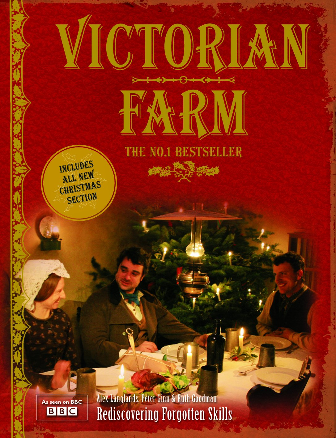 Victorian Farm: Christmas Edition: Ruth Goodman: 9781862058712: Amazon:  Books