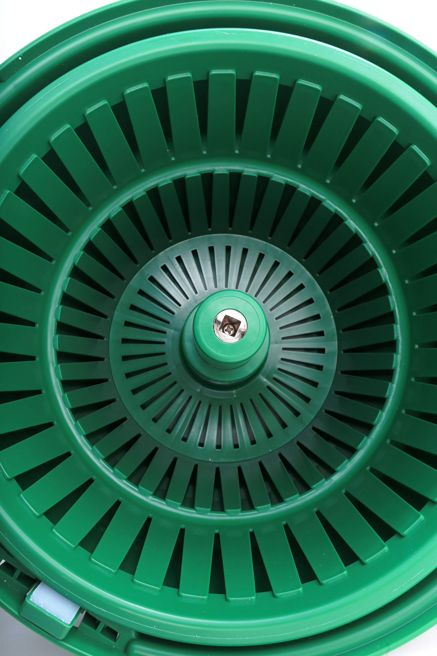 Hakka 20 Liter/5 Gallon Large Commercial Manual Salad Spinner&Dryer by HAKKA FOOD PROCESSING (Image #3)