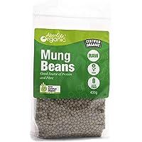 Absolute Organic Mungbeans , 400g