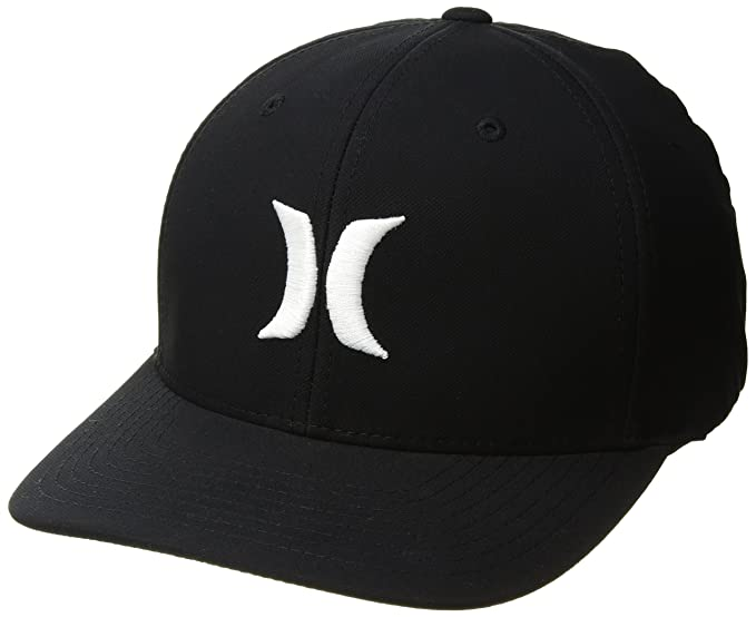 8bf820e94 Hurley Men's Dri-fit One & Only Flexfit Baseball Cap