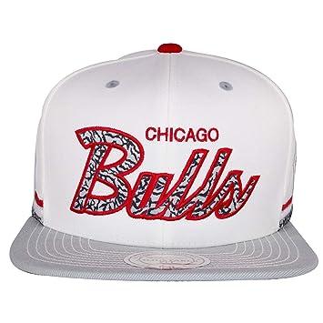 Mitchell & Ness Chicago Bulls NBA Snapback Gorra