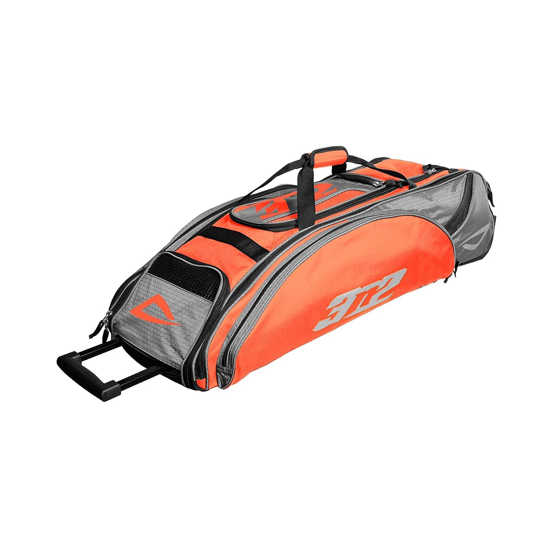 3 N2 GoバッグスポーツRolling Duffel B072W99LT2 Pyro Orange/Black Pyro Orange/Black