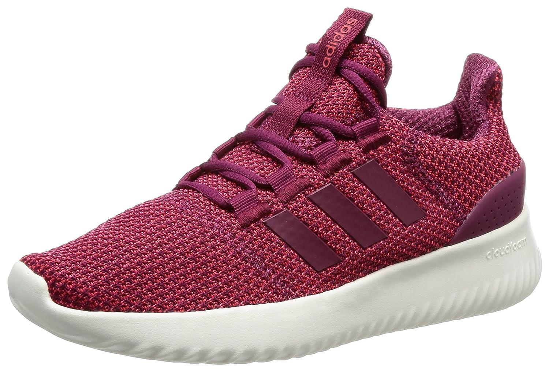 Adidas Cloudfoam Ultimate, Zapatillas de Deporte para Mujer, Rojo (Rojimp/Rubmis/Blatiz), 39 1/3 EU