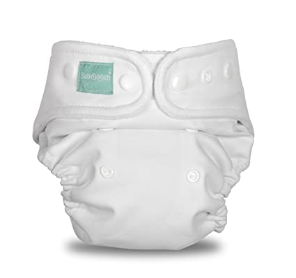 babyboosh talla única se adapta a todos los reutilizable bolsillo pañal de tela con 2 inserciones