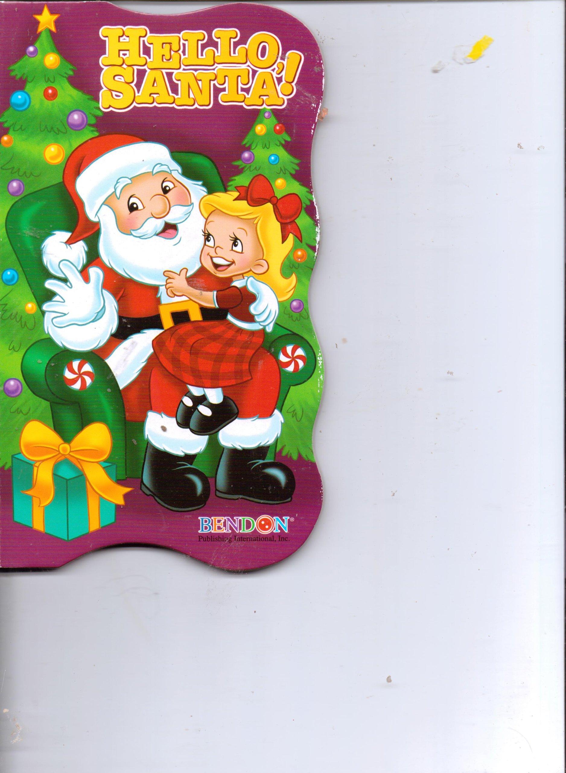 Hello Santa! ebook