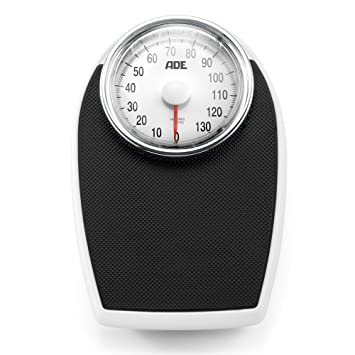 Marvelous ADE Germany BM 708 Victoria Mechanical Bathroom Scale Black By ADE Germany