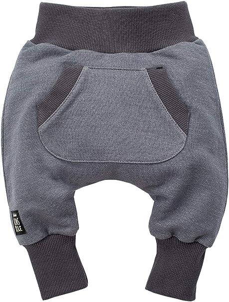 Pinokio - Happy Day - Pantalones de bebé 100% algodón Negro ...