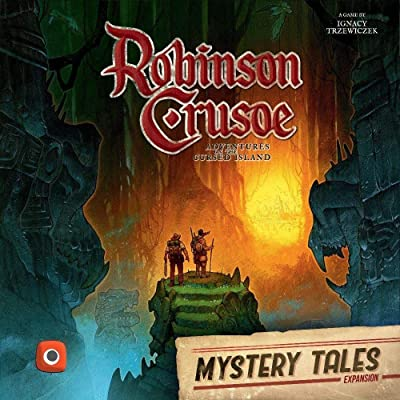 Portal Games Robinson Crusoe Mystery Tales: Toys & Games