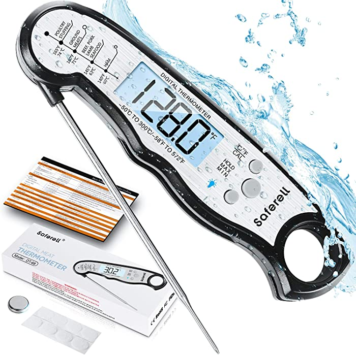 Top 9 Accu Read Thermometer Food Air