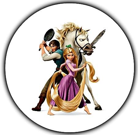 Enredados rapunzel princesa imagen foto decoración para ...