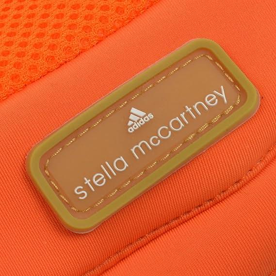 1f9ebe437b0a adidas Stella McCartney Womens Adjustable Velcro Waist Fanny Pack Bum Bag  Orange  Amazon.co.uk  Sports   Outdoors