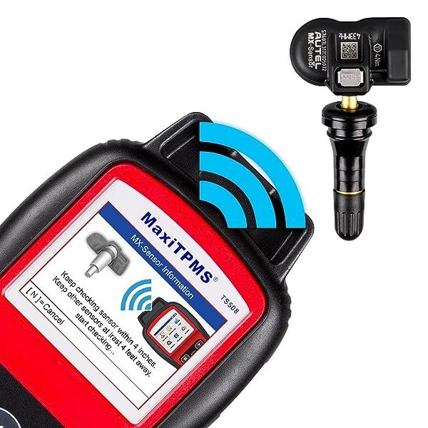Autel TPMS Tool MaxiTPMS TS508K