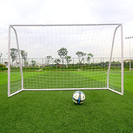 FCH Soccer Goal 8u0027 X 5u0027 Soccer Goals Training Set With Net For Backyard