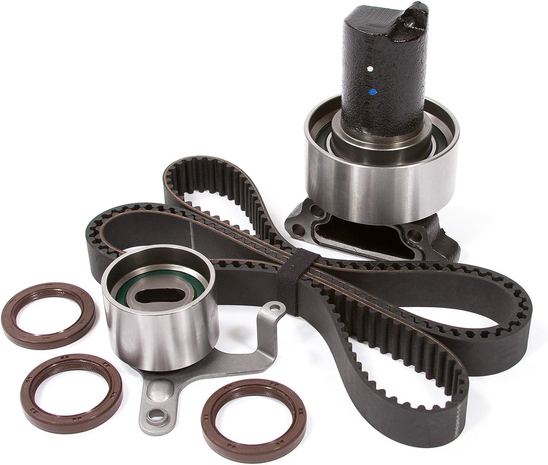 Evergreen OK2030EPM//0//0//0 89-92 Toyota Pickup 4Runner 3.0L SOHC 12V 3VZE Engine Rebuild Kit Water Pump w// Outlet Pipe