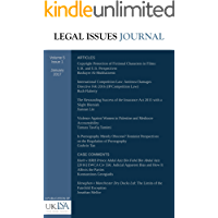 The Resounding Success of the Insurance Act 2015 with a Slight Blemish: Legal Issues Journal 5(1)