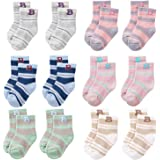 CHINE HIGH Varity Of Baby Socks 5/12 Pairs Colorful Cartoon Comfortable Cotton Kids Socks