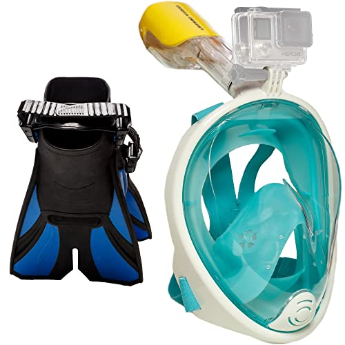 Full face Snorkeling