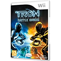 Nintendo Wii Tron Evolution Battle Grids - NINTENDO