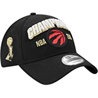 Toronto Raptors NBA New Era Locker Room 2019 Champions 9Twenty Adjustable Cap