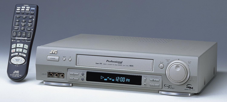 Amazon.com: JVC SRTS1U VCR Super VHS VCR: Electronics