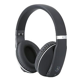 Whitelabel MusicStudio plegable auricular bluetooth / auricular inalámbrico / auricular Bluetooth, llamados libres de manos