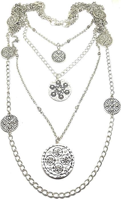 Premier Designs Stunning 4 strand necklace