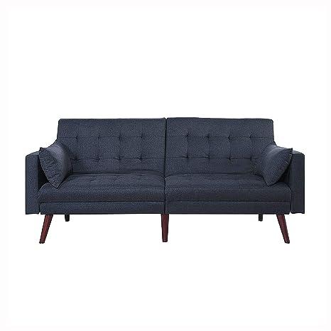 Amazon.com: Sofas, Modern Mid-Century Sleeper Sofa Bed in ...
