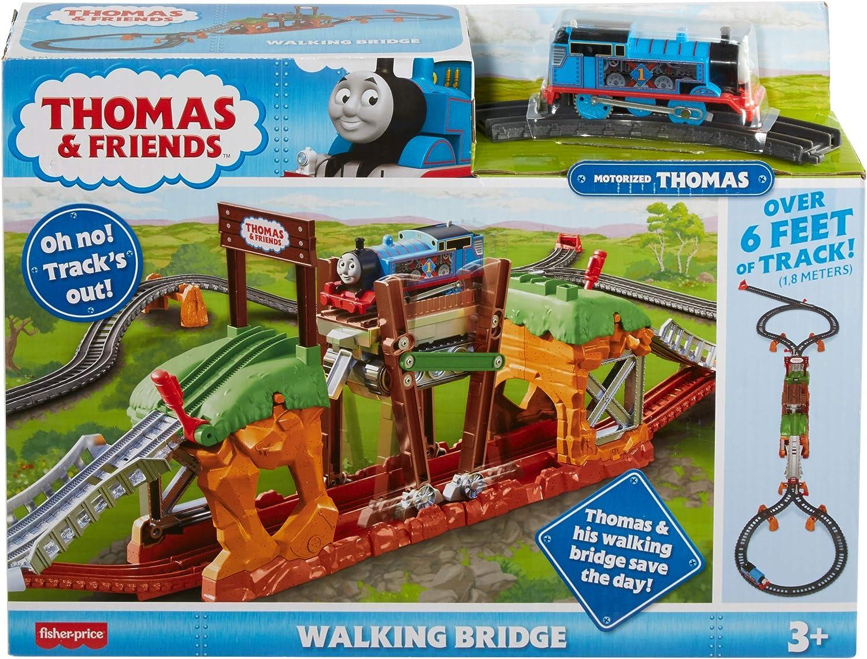 Fisher-Price Thomas /& Friends Bridge Lift Thomas /& Skiff