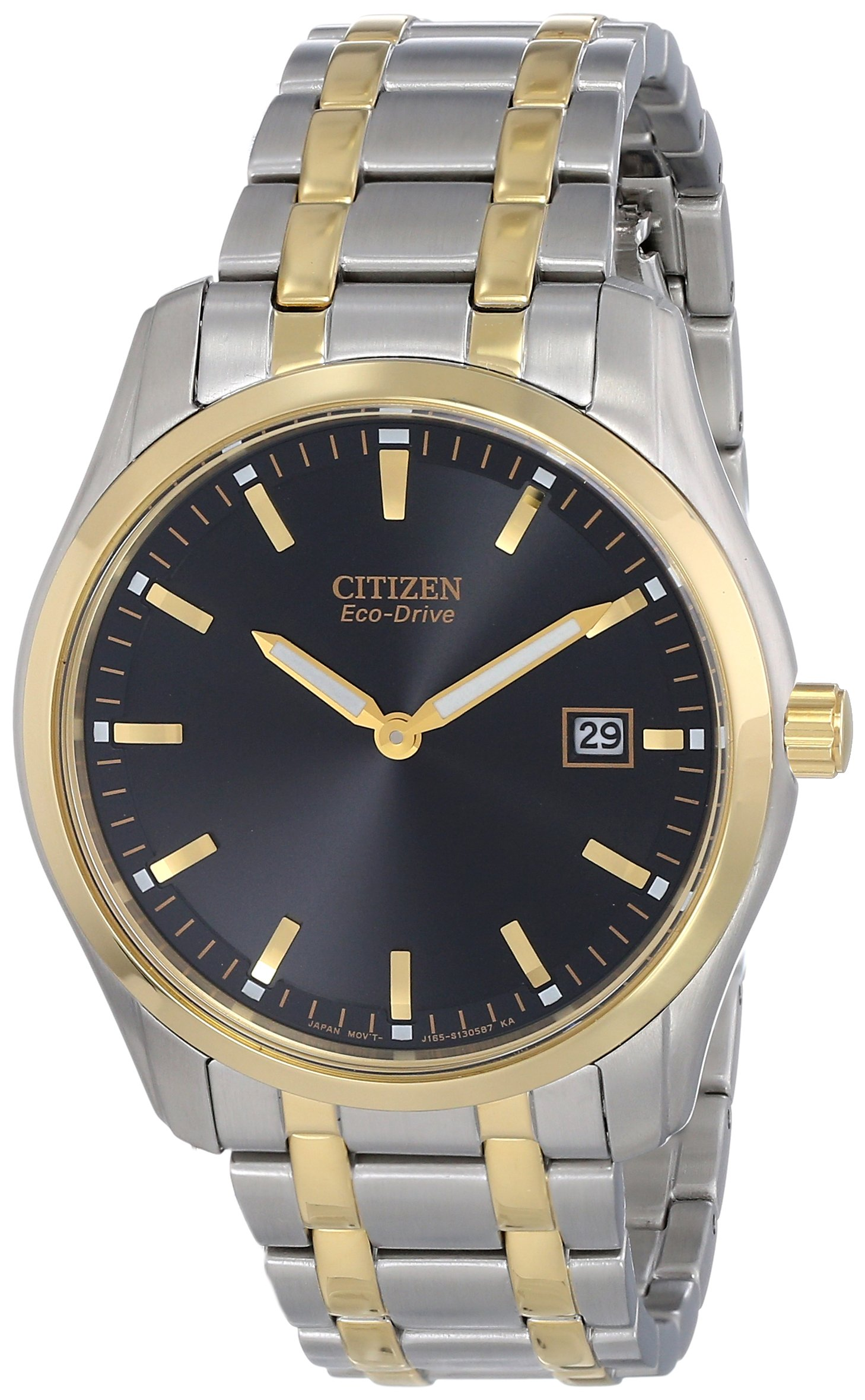 Citizen Eco-Drive Men's AU1044-58E Two Tone Watch