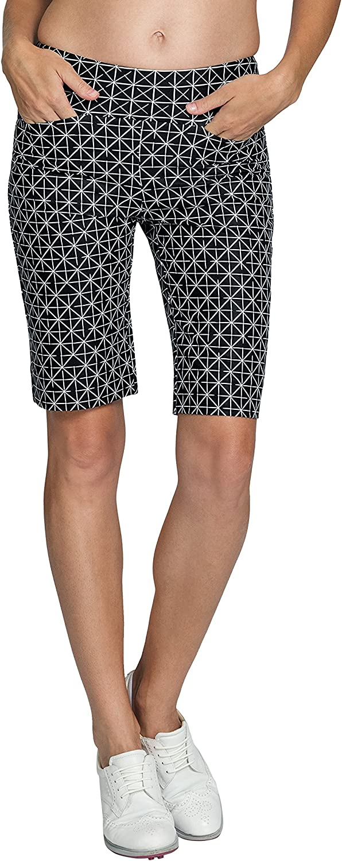 Tail Activewear Womens Mulligan Short Luminous 8 Black